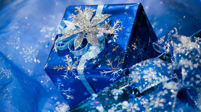 Christmas-package