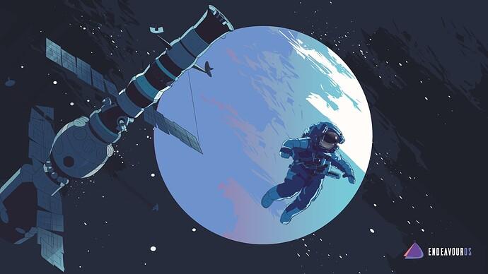 Endy_vector_satelliet