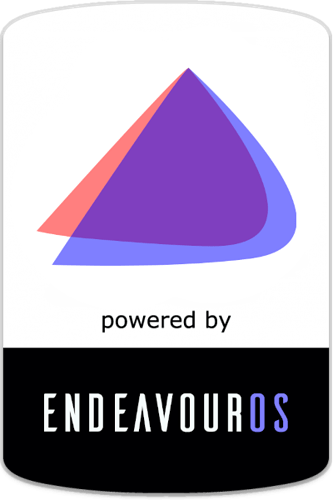 powered by EndeavourOS