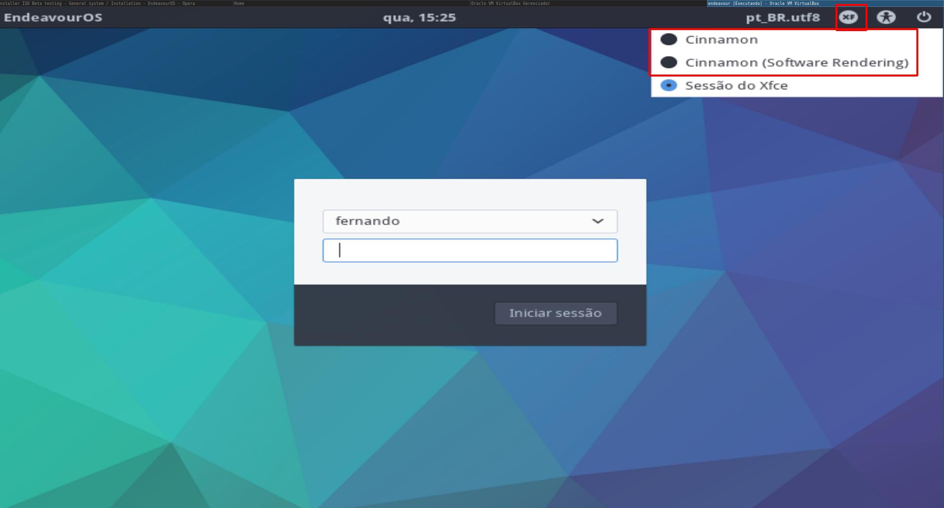 Installer ISO Beta testing - Installation - EndeavourOS