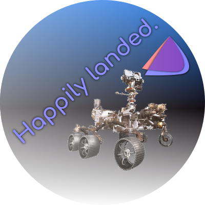 happily-landed