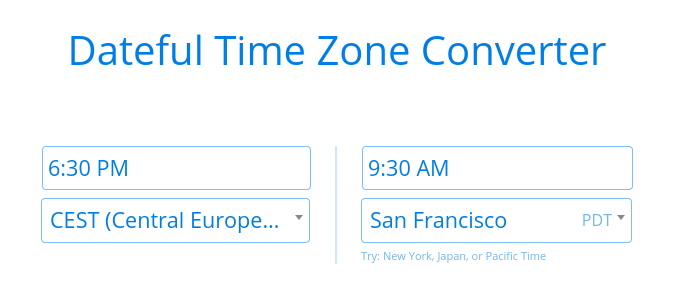 time-zone-conversion